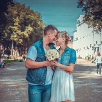 Тимур и Аня :: Anton Kudryavtsev