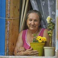 Соседка Галя-баля :: Валерий Симонов