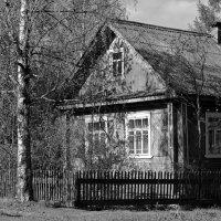 Провинциальный домик. :: IRINA VERSHININA