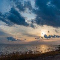 Вечерний залив :: Виталий