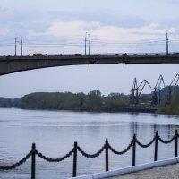 В речном порту :: Георгий Морозов