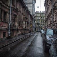 городской  пейзаж :: Владимир Иванов ( Vlad   Petrov)