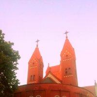 Костёл святого Симеона и святой Елены :: Вероника Озем