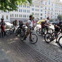 Велосипедисты :: Наталья Джикидзе (Берёзина)