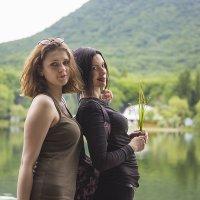 На озере :: Анна Брацукова