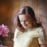 В ожидании прекрасного... :: Olga Rosenberg