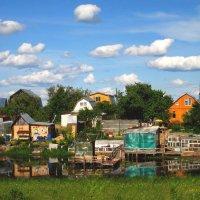 Здесь живут люди... :: Павел Зюзин
