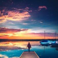 To feel the Sunset :: Ruslan Bolgov