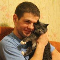 Любовь к питомцу :: Дмитрий