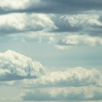 облака :: Валерия Святогорова