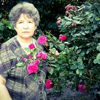 любимая бабушка :: Татьяна