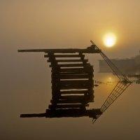 Туман :: Владимир Брагилевский