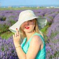 Лавандовое лето :: Ксения Антосяк