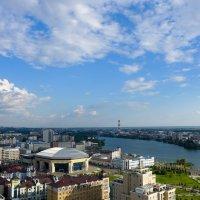 С высоты птичьего полета....Казань :: Светлана Игнатьева