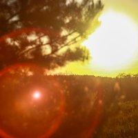 огненный шар :: Арина Cтыдова