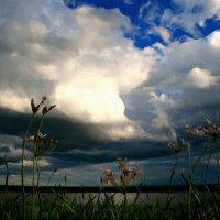 Где-то, в параллельном мире, облака летят в эфире ... :: Евгений Юрков