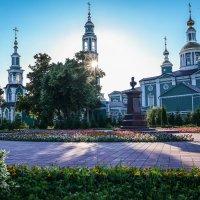 Вид на Спасо-Преображенский собор Тамбова. :: Александр Селезнев