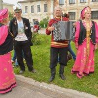 День города в Тотьме :: Ирина Бархатова