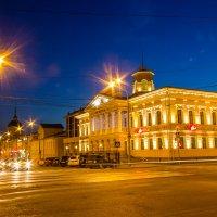 Вечерний Томск :: Дима Пискунов