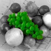 Зелен виноград.. :: Татьяна Каримова
