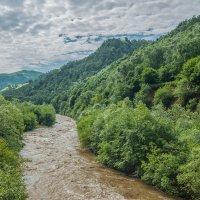 река Малка :: anatoly Gaponenko