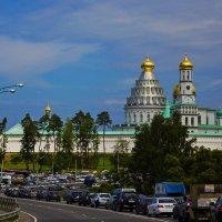 Ново-Иерусалимский монастырь :: Александр