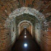 Потерна Государева бастиона Петропавловской крепост :: Елена