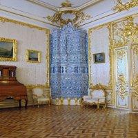 Во дворце :: Вера Щукина