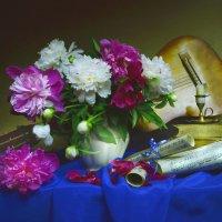 Мелодия белых ночей... :: Валентина Колова