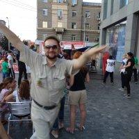 Танцую - следовательно живу... :: Алекс Аро Аро