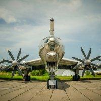 Ту-142 :: Сергей Офицер