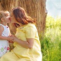 Любовь матери :: Olga Rosenberg