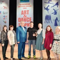 V Всероссийский фестиваль-конкурс танца :: Eldar Salimgareev
