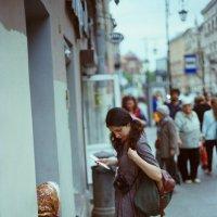 Девушка :: Ivan Zaytcev