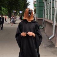 Человек- лошадь :: Сергей Черепанов