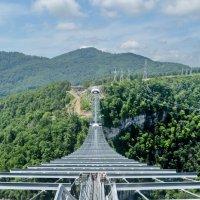 Подвесной мост :: Николай