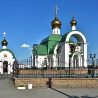 Церковь князя Владимира :: Виктор Прохоренко