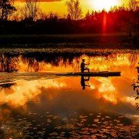 Огненная река :: Олег Чварков