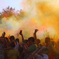Фестиваль красок :: Натали Сочивко