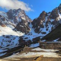 Лето в горах :: Сергей Мурзин