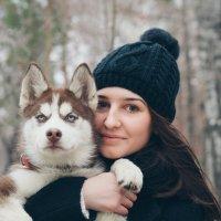 Счастливый момент :: Анастасия Сапронова