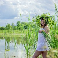 Девушка-лето :: Tatyana Belova