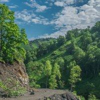 Ущелье реки Малка :: Аnatoly Gaponenko