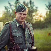 22-е июня 1941 г. Рассвет 3:30 ..... :: Виктор Седов