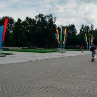 Разноцветные флаги :: Света Кондрашова