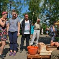 Работа гончара :: Ирина Бархатова