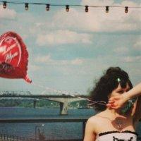Ветреное Сердце. :: Eva Tisse