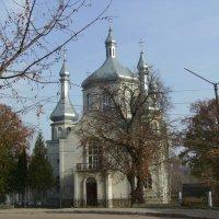 Православный  храм  в  Городенке :: Андрей  Васильевич Коляскин