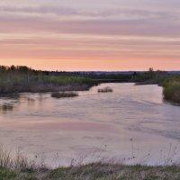 Тепло весеннего заката :: Андрей Беспалов