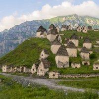 Даргавс (город мертвых) Северная Осетия :: ФотоЛюбка *